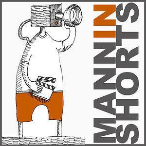 Mannin shorts logo pic