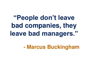 Management quote